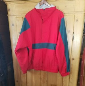 Eddie Bauer vintage men's shell jacket L